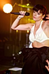 Lily Allen - Live Highline Ballroom - New York City, May 2014
