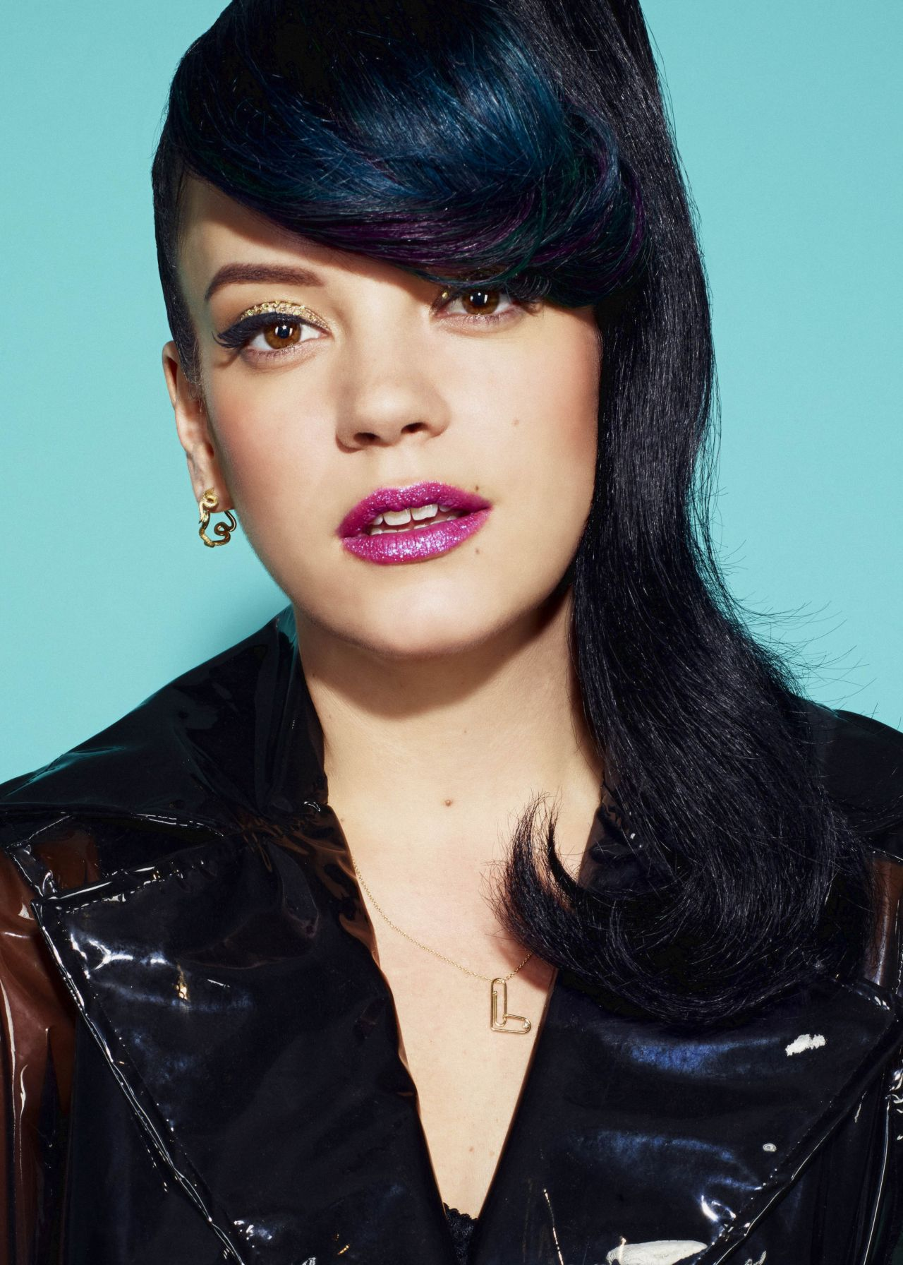 Lily Allen - Nme Photoshoot 2014-2697