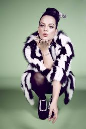 Lily Allen - NME Photoshoot (2014)