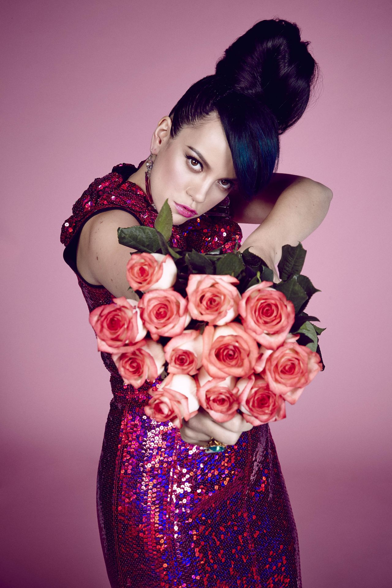 Lily Allen Nme Photoshoot 2014