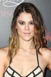Lindsey Shaw at 'Pretty Little Liars' 100th Episode Celebration in Hollywood