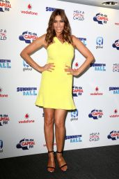 Lisa Snowdon - Capital Summertime Ball at Wembley Stadium - June 2014