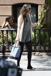 Liv Tyler Casual Style - Out in West Village - May 2014