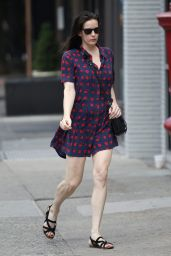 Liv Tyler - Out in New York City - June 2014