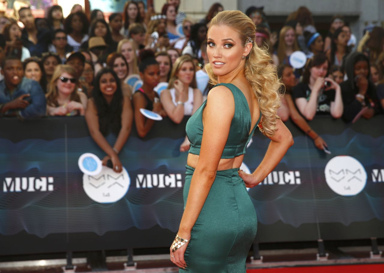 Liz Trinnear – 2014 MuchMusic Video Awards in Toronto