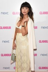 Louisa Rosa - Allen Glamour Women Awards 2014