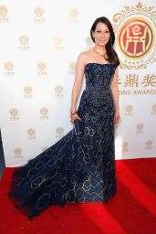 Lucy Liu – Huading Film Awards in Los Angeles