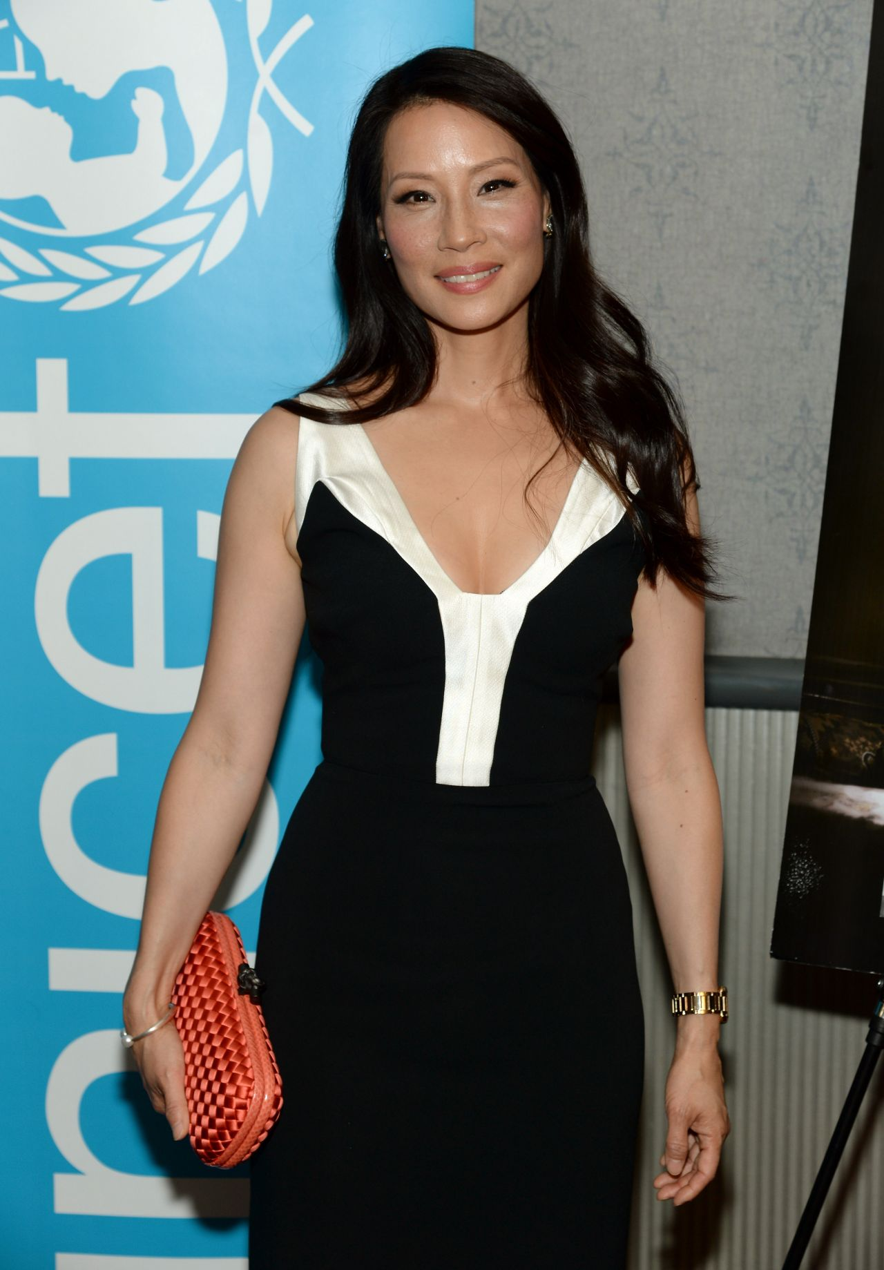 Lucy Liu – 'Meena' Premiere in New York City