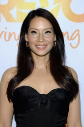 Lucy Liu - The Trevor Project