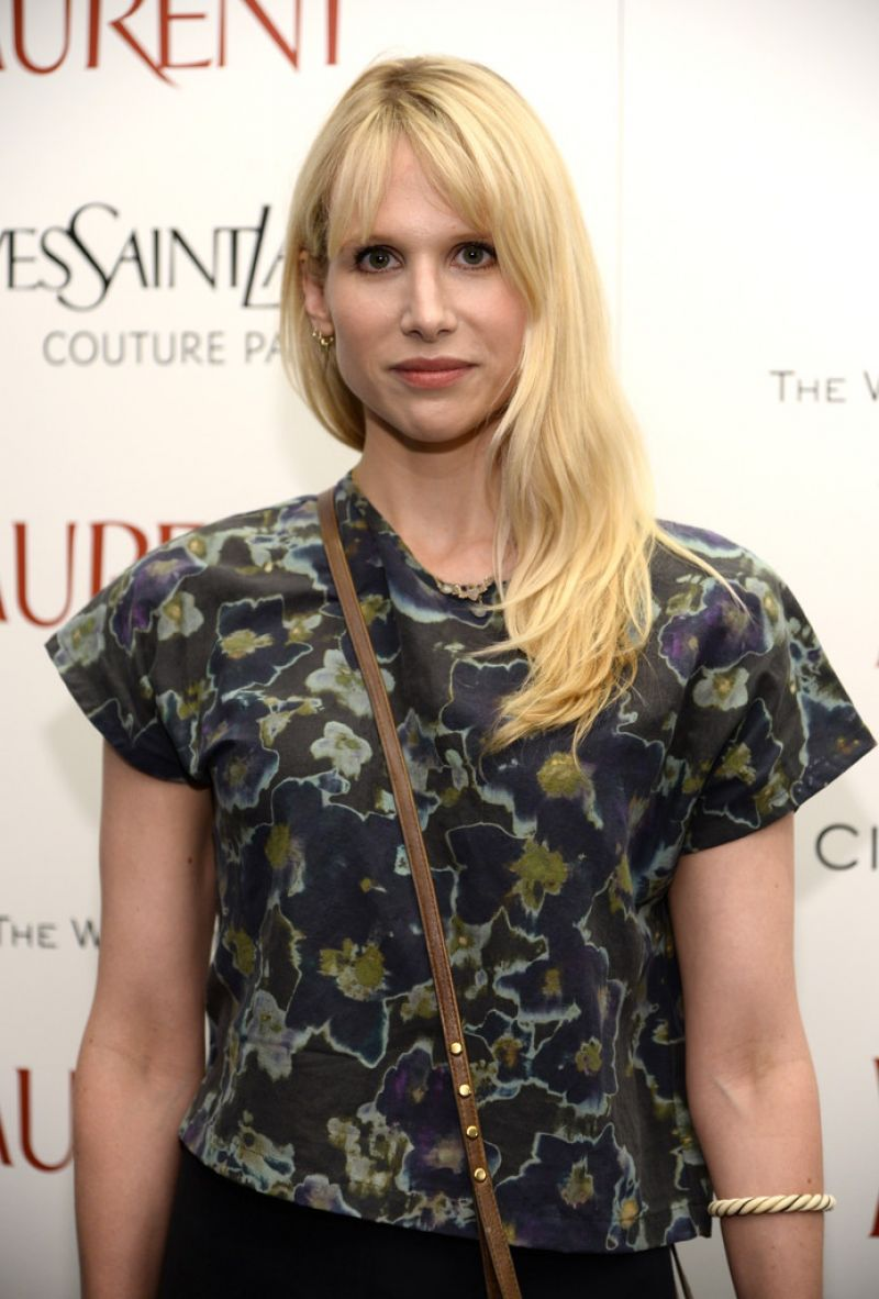 Lucy Punch – 'Yves Saint Laurent' Premiere in New York City