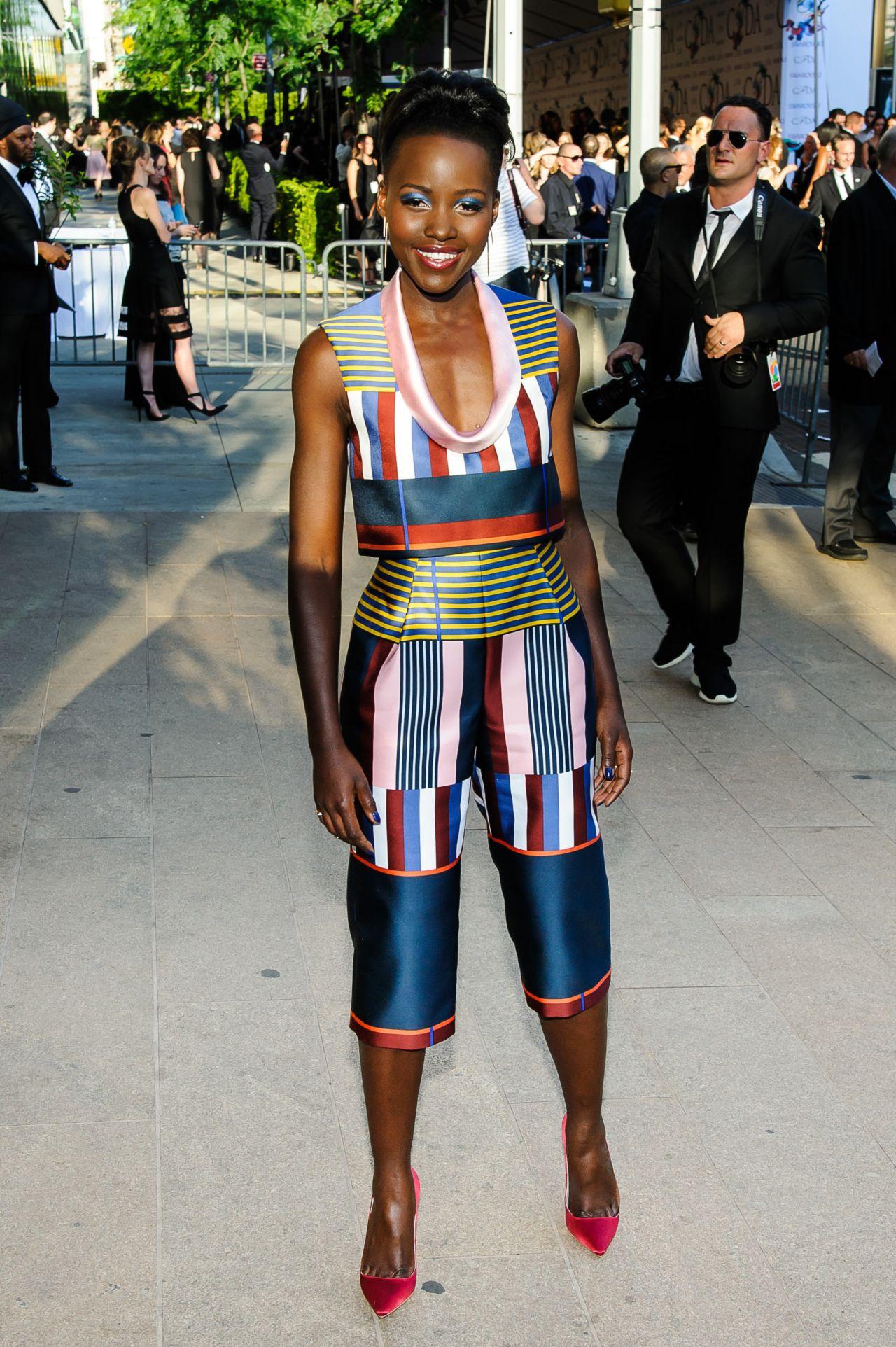 Lupita Nyong'o - 2014 CFDA Fashion Awards in New York City