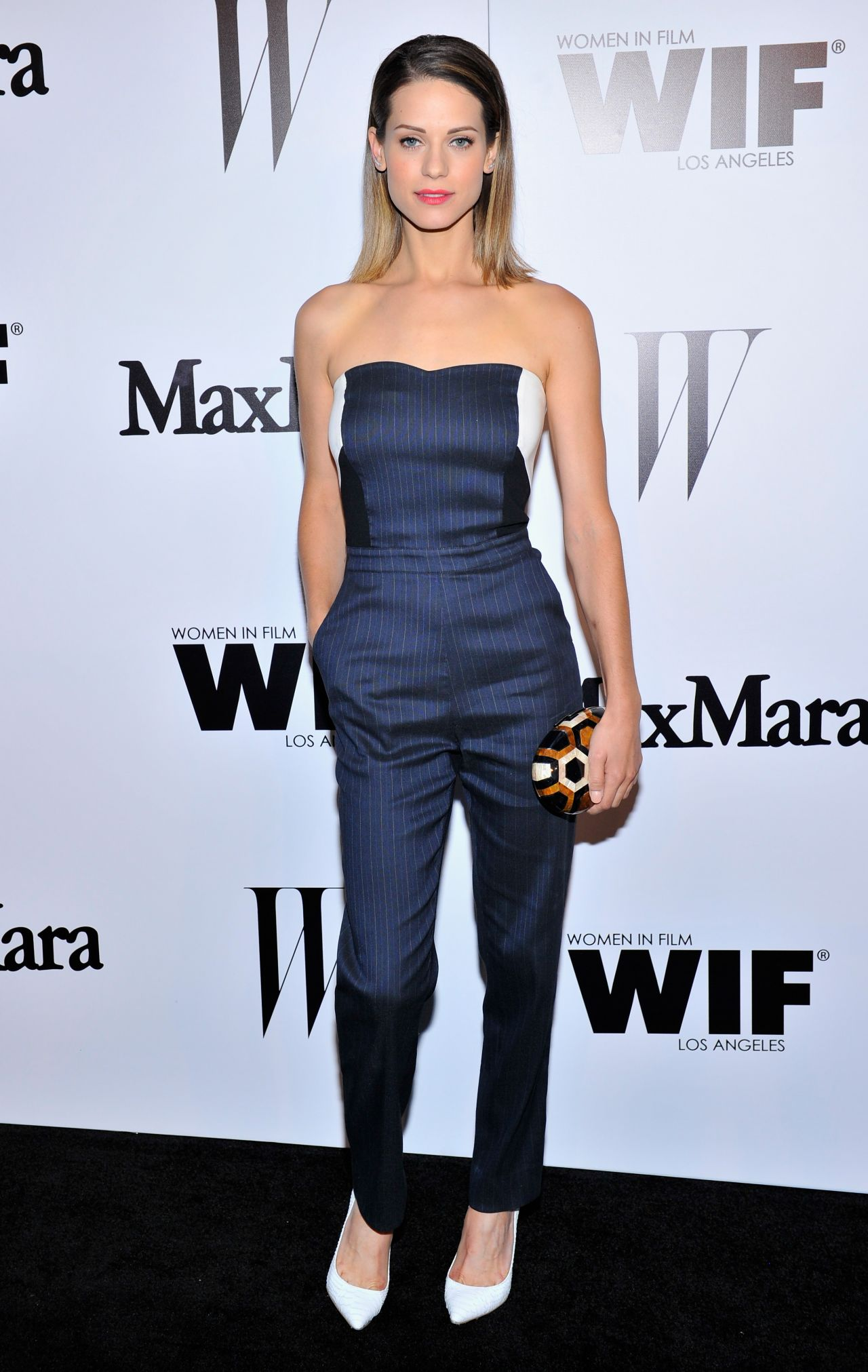Lyndsy Fonseca - MaxMara & W Magazine Women In Film Cocktail Party in Los Angeles