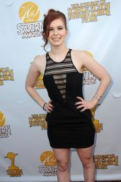Magda Apanowicz - 2014 Saturn Awards in Burbank