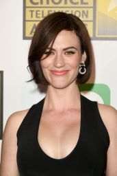 Maggie Siff – 2014 Critics Choice Television Awards in Beverly Hills