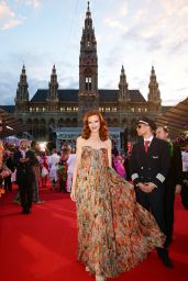 Marcia Cross - Life Ball 2014 - Magenta Carpet Arrivals