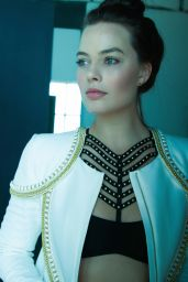Margot Robbie - Photoshoot (2014) by Gemma Pranita