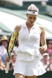 Maria Kirilenko – Wimbledon Tennis Championships 2014 – 1st Round