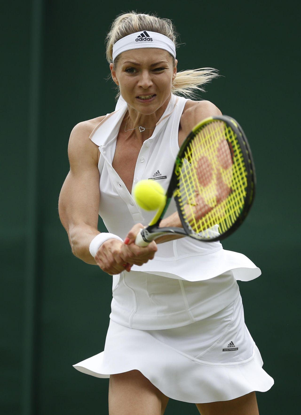 maria kirilenko  u2013 wimbledon tennis championships 2014  u2013 1st round