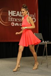 Maria Menounos - 2014 Health & Fitness Expo in Boston