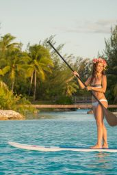 Maria Menounos Bikini Photoshoot in Bora Bora - June 2014