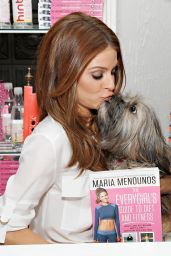 Maria Menounos - Hint Water Celebrates the Release of Her new Book - June 2014