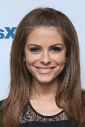 Maria Menounos - SiriusXM Studios in NYC - June 2014
