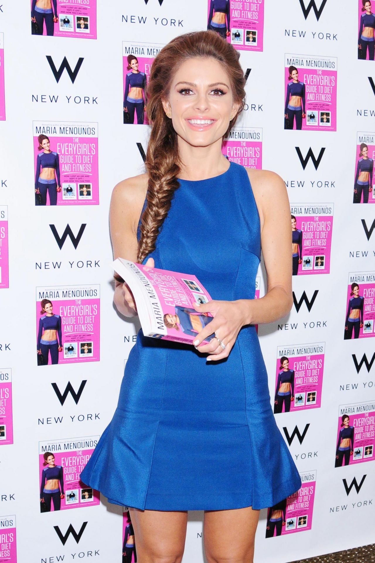 Maria Menounos - The EveryGirl