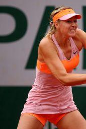 Maria Sharapova – 2014 French Open at Roland Garros – 4th Round