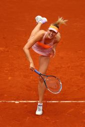 Maria Sharapova – 2014 French Open at Roland Garros – Quarterfinals