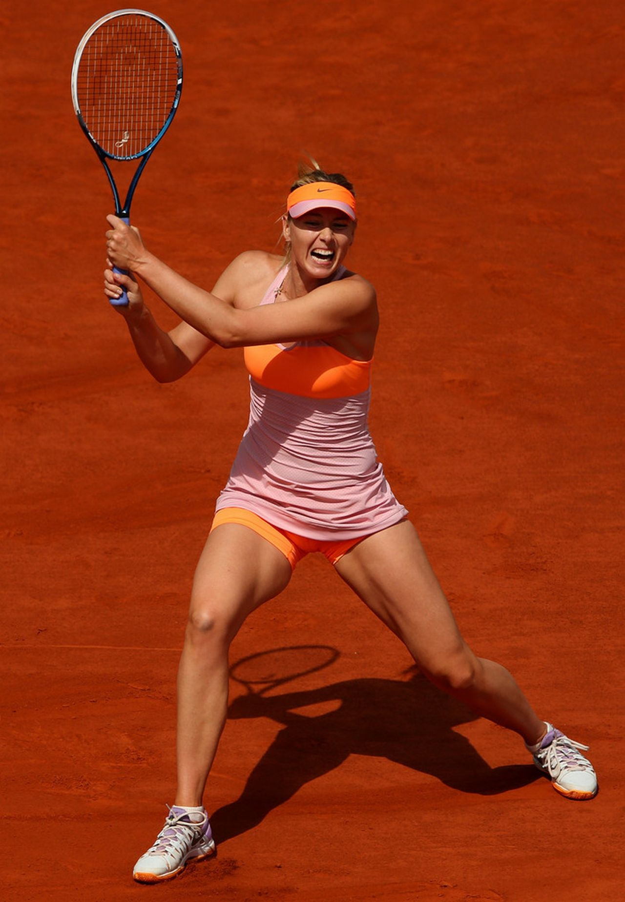 Maria Sharapova – 2014 French Open at Roland Garros ...
