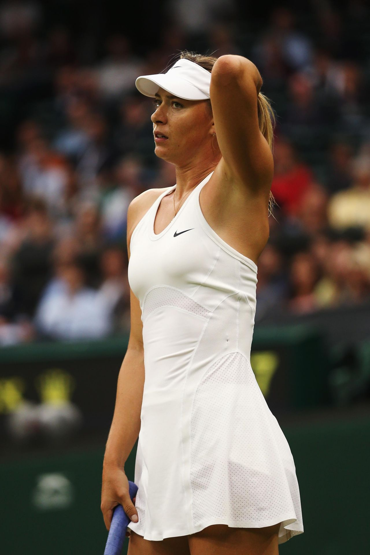Maria Sharapova Wimbledon Tennis Championships 2014