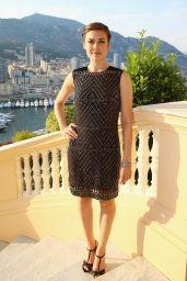 Megan Boone - 2014 Monte Carlo TV Festival
