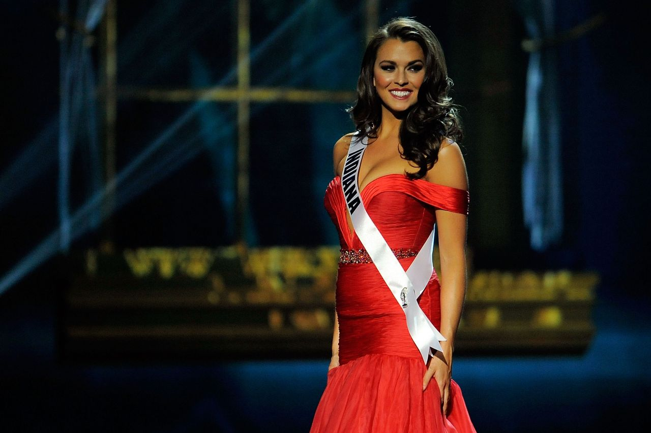 Mekayla Diehl - Miss USA Preliminary Competition - June 2014