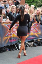 Melanie Brown - X Factor Auditions in Manchester - June 2014
