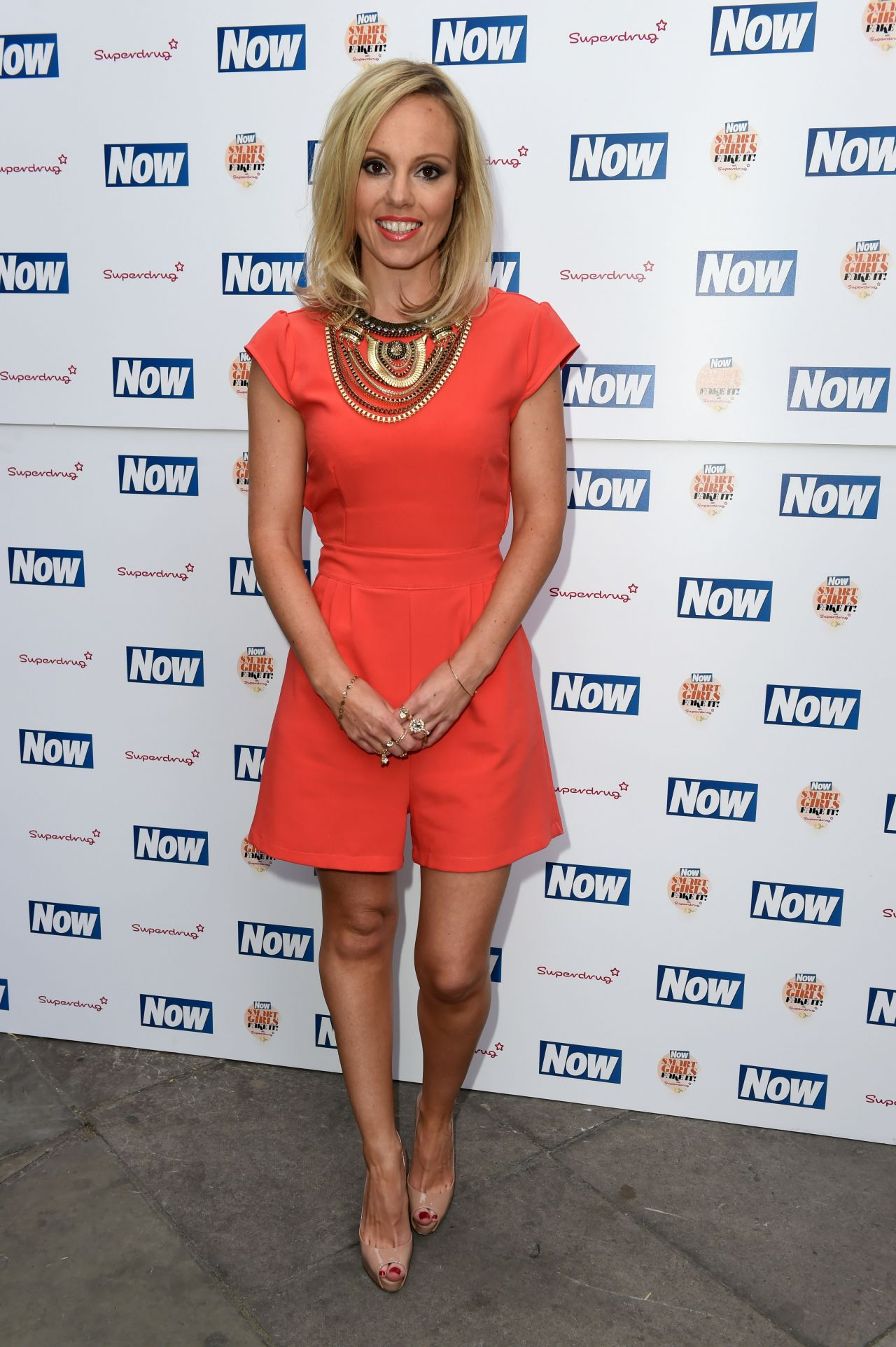 Michelle Dewberry Now Smart Girls Fake It With