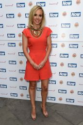 Michelle Dewberry – 'Now' Smart Girls Fake It With Superdrug Solait Launch Party in London