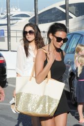 Michelle Keegan Candids - Out in Marbella - May 2014