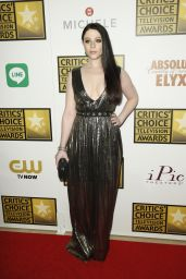 Michelle Trachtenberg - 2014 Critics Choice Television Awards in Beverly Hills