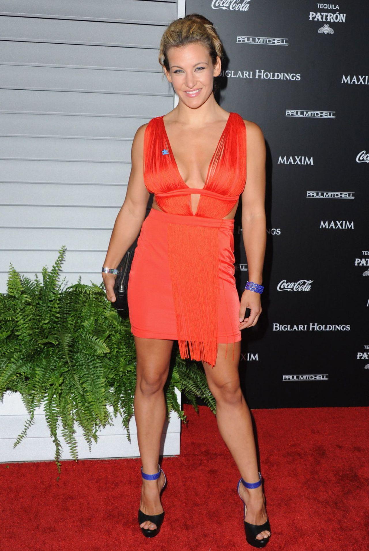 Miesha Tate - Maxims Hot 100 Women Of 2014 Celebration in