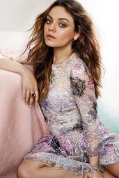 Mila Kunis - Marie Claire Magazine July 2014 Issue