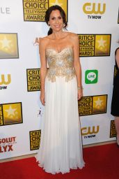 Minnie Driver – 2014 Critics Choice Television Awards in Beverly Hills