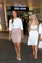 Mollie King, Frankie Sandford, Vanessa White, Una Healy & Rochelle Humes - The Saturday