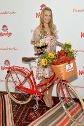 Molly Sims at Wendy