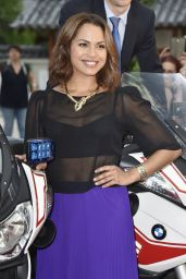 Monica Raymund - 2014 Monte Carlo TV Festival in Monaco