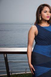 Monica Raymund - 2014 Monte Carlo TV Festival