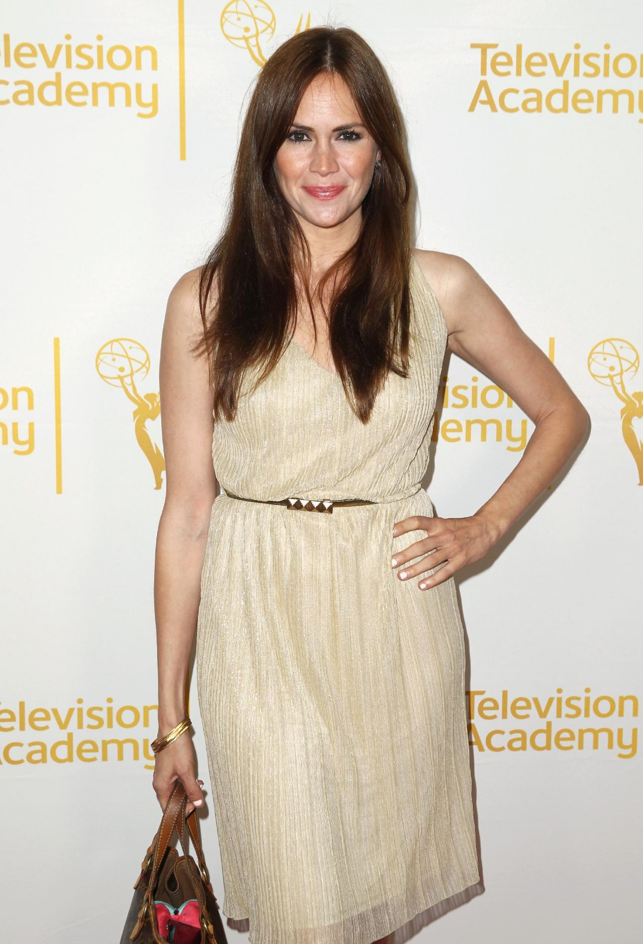 Natalia Livingston – Daytime Emmy Nominee Reception – June 2014