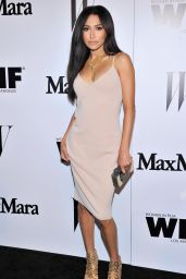Naya Rivera – MaxMara & W Magazine Women In Film Cocktail Party in Los Angeles