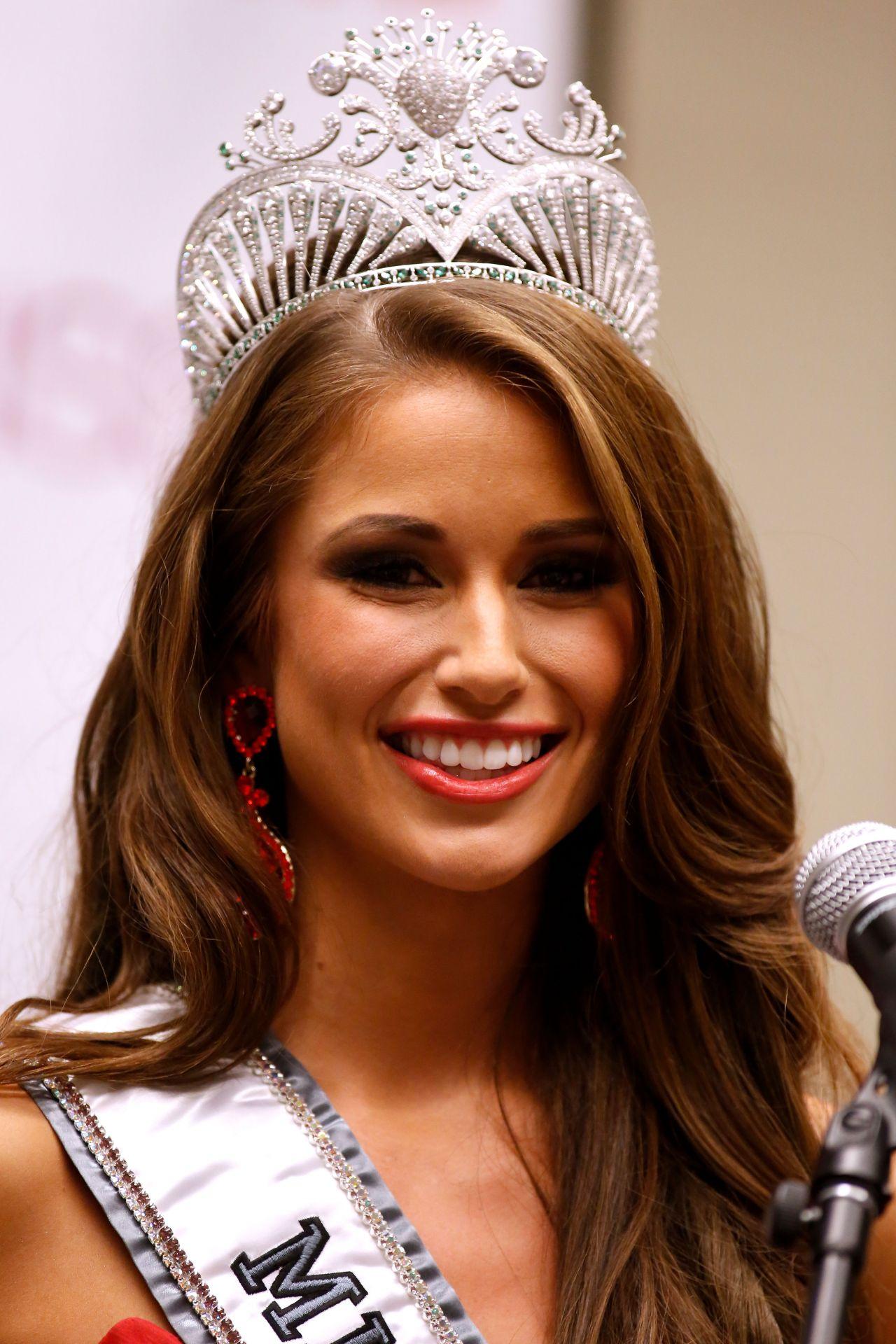 Miss Universe 2018 Name >> Nia Sanchez - Miss USA 2014