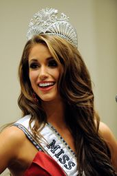 Nia Sanchez - Miss USA 2014