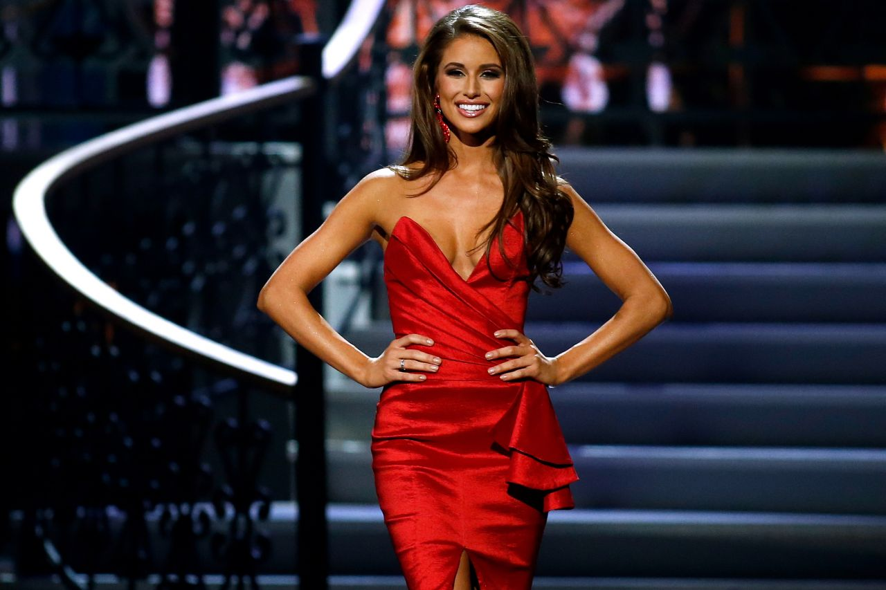 Nia Sanchez Miss Usa 2014